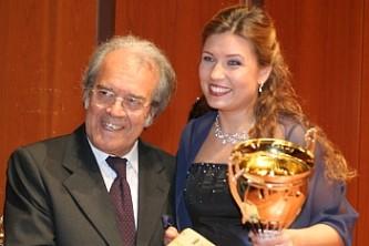 1° Premio - Marina Rebeka (Lettonia)